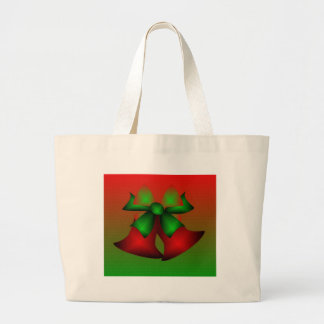 Weihnachtsrot Bell Tasche