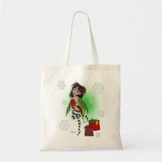 Weihnachtsstechpalme Pixi Tasche