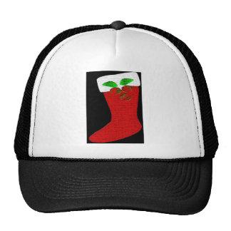 WeihnachtsStrumpf Baseballcaps