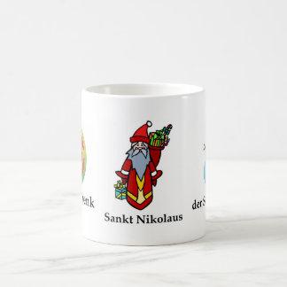 WeihnachtsTassen-Deutscher Kaffeetasse