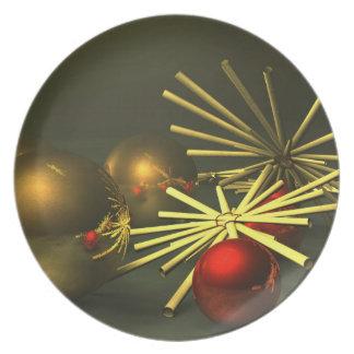 Weihnachtsteller Teller
