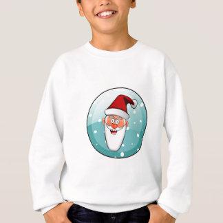Weihnachtsverziert fröhlicher Feiertags-Baum Feier Sweatshirt
