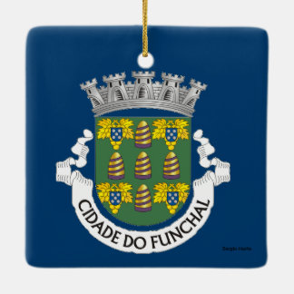 Weihnachtsverzierung Funchals Madeira Ornament