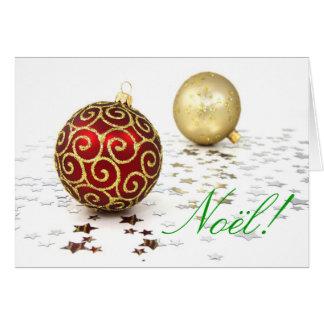 WeihnachtsWeihnachten Grußkarte