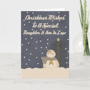 Weihnachtswünsche Für Tochter.Weihnachten Für Tochter Und Schwiegersohn Geschenke Zazzle Ch