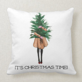 Weihnachtszeit-Kissen Kissen
