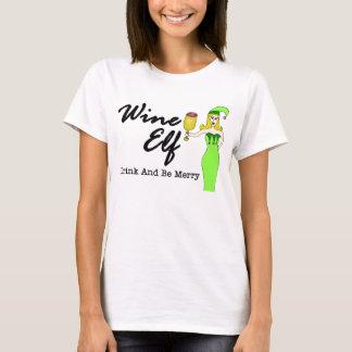 Wein-Elf-T - Shirt