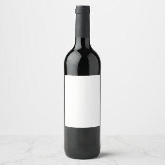 Wein-Flaschen-Aufkleber Weinetikett