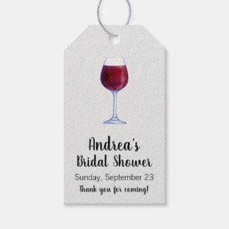 Wein-Geschenk-Umbauten oder Geschenkanhänger