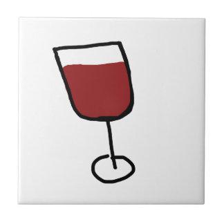 Wein Kleine Quadratische Fliese