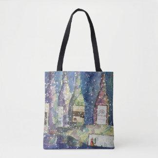 Wein-Liebhaber-Taschen-Tasche Tasche