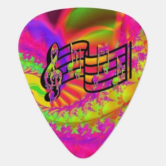 Weinende Gitarre Plektrum