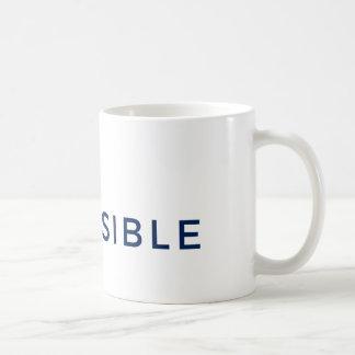 Weiß 11 Unze-Klassiker-Tasse Tasse