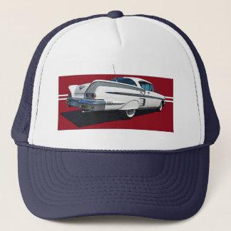 Weiß 'Hut mit 58 Impalafernlastfahrern Truckerkappe