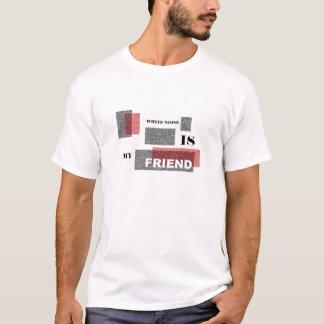 Weiße Geräusche T-Shirt