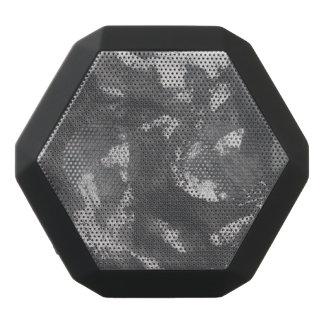 Weiße Kreide und schwarze Tinte Schwarze Bluetooth Lautsprecher