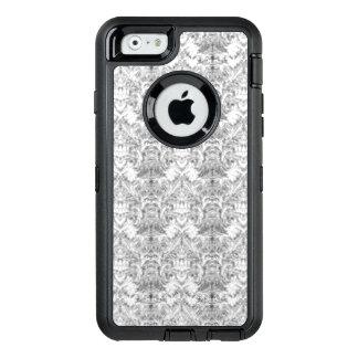Weiße OtterBox iPhone 6/6s Hülle