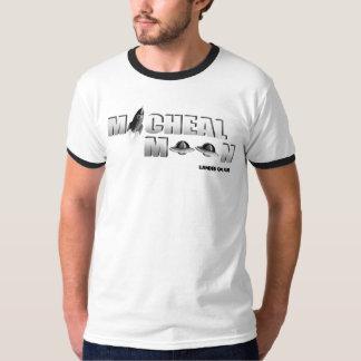 Weißen Micheal-Mondes T-Shirt
