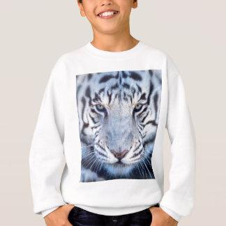 Weißer bengalischer Tiger Sweatshirt