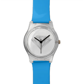 Weißer Diamant für meinen Schatz Uhr