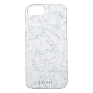Weißer MarmoriPhone 7 Kasten iPhone 8/7 Hülle