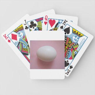 Weißes Ei Poker Karten