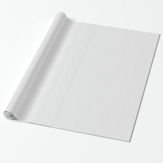 Weißes Leder-inspirierter Imitat-Druck Einpackpapier