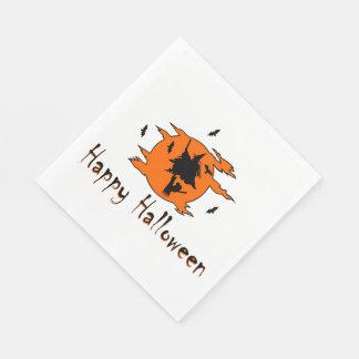 Weißes Standardmittagessen-Papierservietten Papierserviette