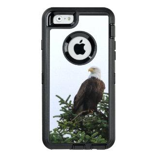 Weißkopfseeadler-Handyfall OtterBox iPhone 6/6s Hülle