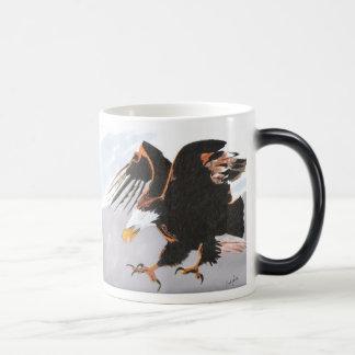 Weißkopfseeadler Verwandlungstasse