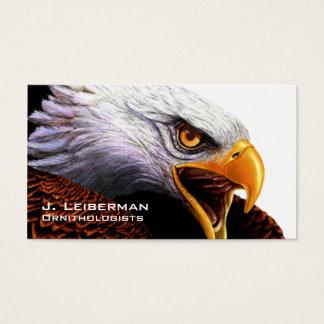 Weißkopfseeadler Visitenkarte