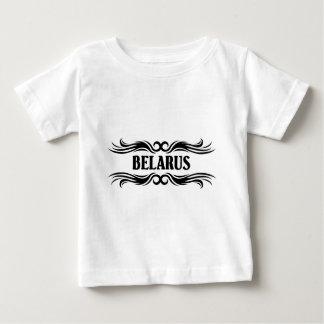 Weißrussland Baby T-shirt