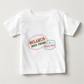 Weißrussland dort getan dem baby t-shirt