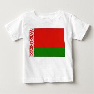 Weißrussland-Flagge Baby T-shirt