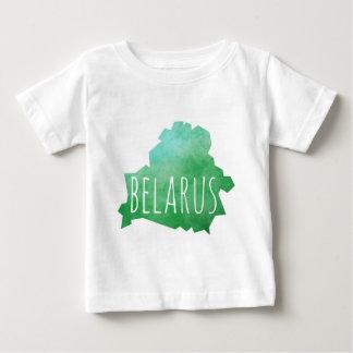Weißrussland-Karte Baby T-shirt