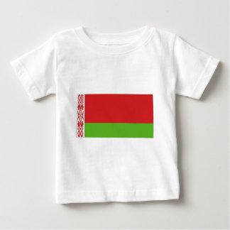 Weißrussland-Staatsflagge Baby T-shirt