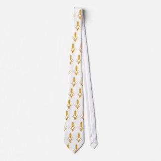 Weizen-Krawatte Bedruckte Krawatte