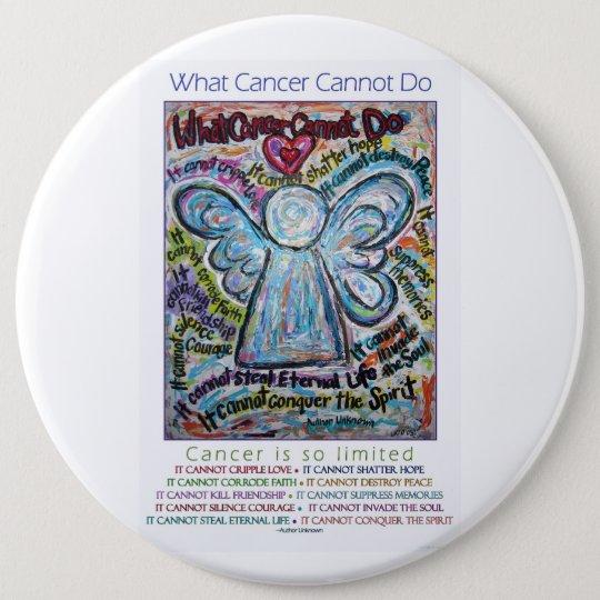 Welcher Krebs Gedicht-Buttone oder Knöpfe nicht Runder Button 15,3 Cm