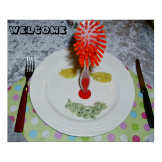 Welcome-funny affiche