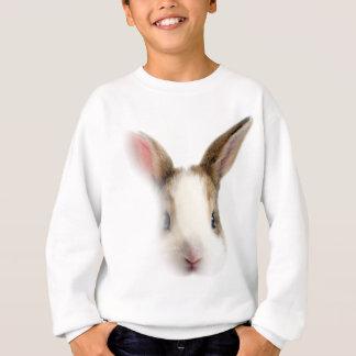 Wellcoda Tierhäschen-Kaninchen-niedliches Haustier Sweatshirt