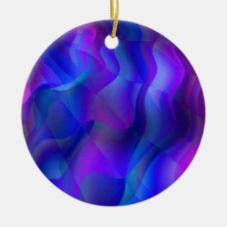 Wellen-Betrieb Keramik Ornament