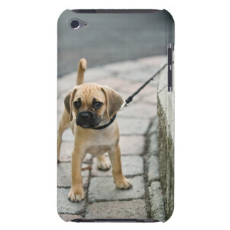 Welpe auf Leine Barely There iPod Case
