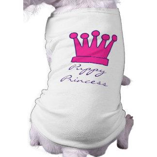 Welpen-Prinzessin Crown Doggy Shirt