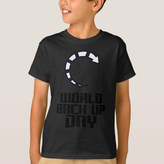 Weltaushilfstag T-Shirt