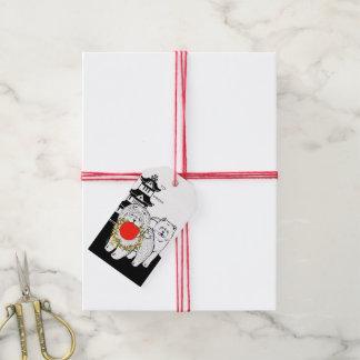 WELTFRIEDEN - Chow-Chow Geschenkumbauten Geschenkanhänger