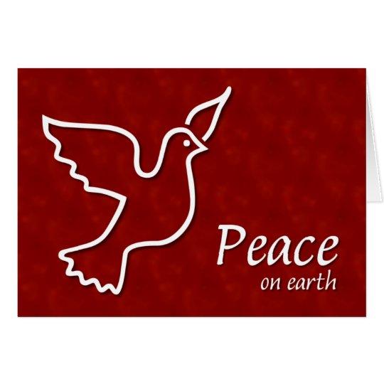 Weltfrieden Karte