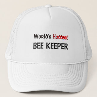 Weltheißester Bienen-Wächter Truckerkappe