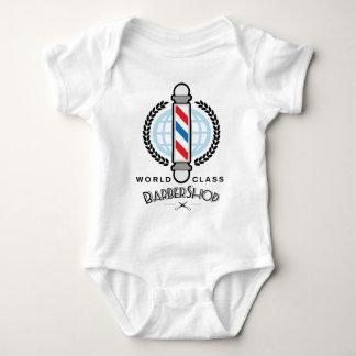 Weltklassen-Friseursalon Baby Strampler