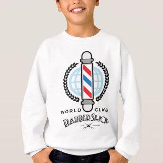 Weltklassen-Friseursalon Sweatshirt