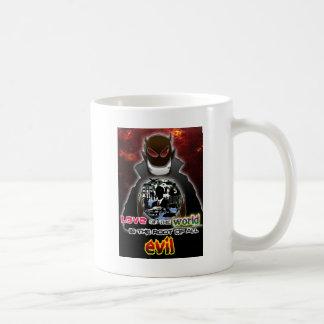 WELTliebhaber Entwurf Kaffeetasse